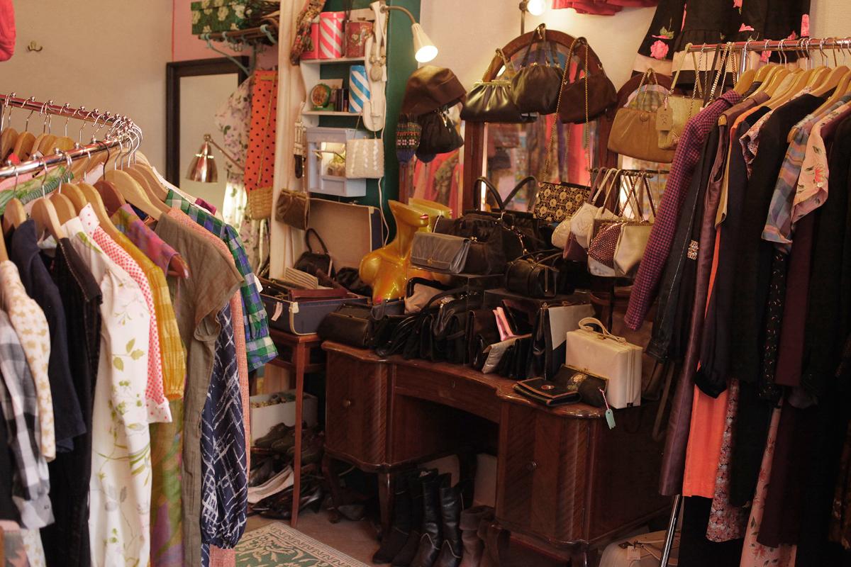 Vintagekauppa 1
