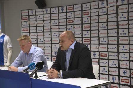 Mixu Paatelainen nimesi joukkueensa Pohjois-Irlantia vastaan.